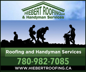 Hiebert Roofing Ltd - Asphalt Roofing and Handyman Services